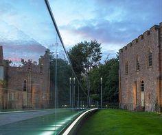 castle green bridge, UK/moxon architects