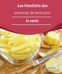 Les #bienfaits des #pommes de terre pour la santé Connaissez-vous tous les bienfaits des pommes de terre ? Venez découvrir nos #conseils de #préparation et nos astuces pour en profiter au maximum !