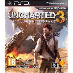 Uncharted 3 : L'illusion de Drake - PlayStation 3, Aventure/Action (PEGI 16)