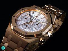 Leo Messi Royal Oak chronograph - Google Search
