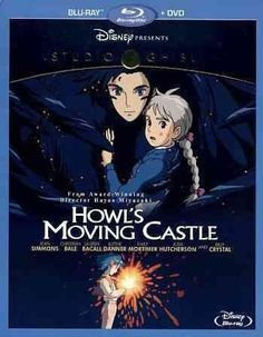 Acclaimed Japanese director Hayao Miyazaki adapts British writer Diana Wynne Jones's popular fantasy tale for this animated feature, adding his own unique and celebrated dreamlike spin. A young hat-ma