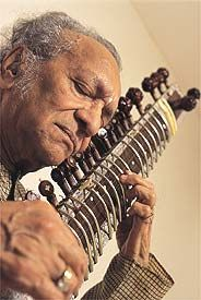 Ravi Shankar (my husband and I were both at the same Ravi Shankar concert BEFORE we'd even met.) Sadly, the great musician died today (Dec at the age of World Music, Music Is Life, Old Musical Instruments, Face The Music, Indian Music, All About Music, Types Of Music, Music Guitar, Rock Bands