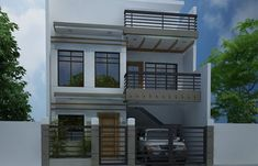 Talking about home design, you must have heard of Modern Minimalist House Plan.