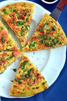 Vegan Persian Frittata