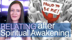 How to Relate to Non-Spiritual People After Spiritual Awakening | Nicky ...