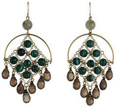 Chandelier Earrings by Susan Suell