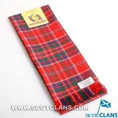 Clan MacGillivray Tartan Scarf
