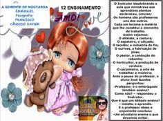 12 ENSINAMENTO 12 THE TEACHINGS
