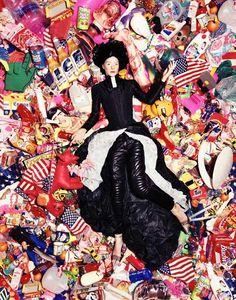 Couture Consumption by David LaChapelle