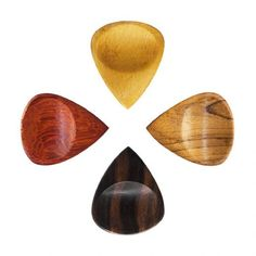 laminated guitar pick,w//Rosewood Ebony Haldu Based Timber Tones Zone Tones
