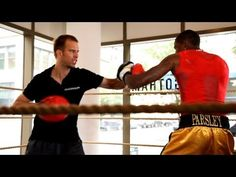 How to Find Angles | Boxing Lessons - YouTube