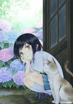 ~ I ♡ you Neko ねこ >^ – ^<