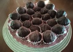Chocolate Caramels, Cake Cookies, Baked Goods, Cookie Recipes, Deserts, Muffin, Ice Cream, Pudding, Sweets