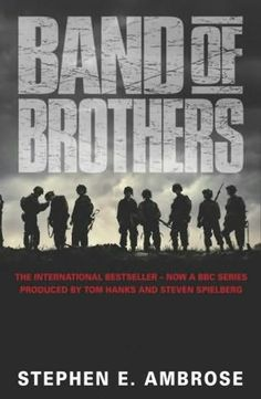 Band of Brothers - Stephen E. Ambrose. Wonderful series, definitely not one for young families. It is very realistic, so although it doesn't overdo the violence like regular movies do, it is full of painful images. We found it worth the watch as a history lesson, and the story of the 101st Airborne is classic American history in our opinion.