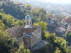 Serbian Orthodox Church Destroyed in 2004 Pogrom - Prizren - Kosovo - 01