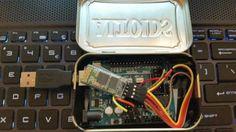 Quicktype speech to type on an Arduino