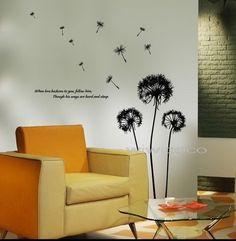 just the dandelion