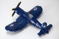 Vought F4U4 Corsair (4) | by Dornbi