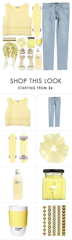 """&&; ""no, not because we're gay"""" by uss-nefelibata ❤ liked on Polyvore featuring Dolce&Gabbana, Tocca, Flamingo Candles and ROOM COPENHAGEN"