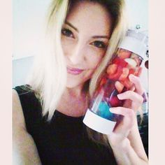 Staying hydrated with my Define Bottle