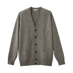 Everyone needs a Uniqlo cardigan in their life.