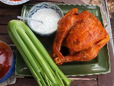 Deep Fried Buffalo Turkey - my goal for Thanksgiving this year