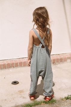 Boy+Girl Overall Luna Grey