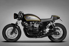 Kawasaki Zephyr 750 by Ton-Up Garage