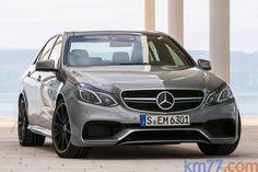 Mercedes-Benz Clase E 63 AMG Exterior Lateral-Frontal 5 puertas
