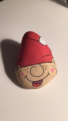 Fun and easy DIY Christmas crafts for kids to make - painted rocks - Christma . Fun and easy DIY Christmas crafts for kids to make - painted rocks - Christmas Decorations diy Pebble Painting, Pebble Art, Stone Painting, Stone Crafts, Rock Crafts, Diy Crafts, Homemade Crafts, Fabric Crafts, Christmas Crafts For Kids To Make
