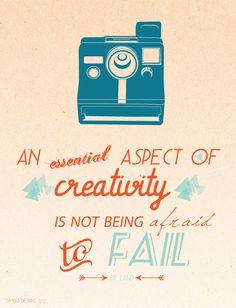 Creativity Inspirational Quote
