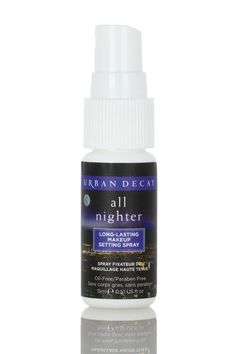 Urban Decay All Nighter Long-Lasting Makeup Setting Spray (travel size)