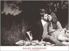 Fall Engagement Photos at Rador Lake | Nashville, Tennessee