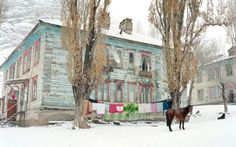How does a fledgling country form a national identity while the pressures of globalization increase everywhere? Kyrgyzstan's youth chase modernity in a landscape marked by its Soviet past
