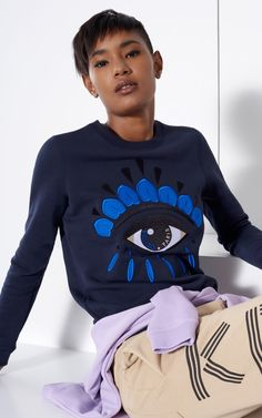 Kenzo, Eye Sweatshirt