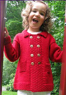 Mya S Jacket Version 2 Pattern By Denise Daniel Knitting
