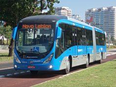Inaugurada mais uma estação do BRT Transoeste na Avenida das Américas