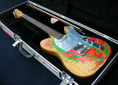 Jimmy Pages Tele,From Jeff Beck