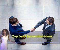 Top Online Lead Generation Ideas