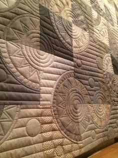 [attribution?]: Jeanne Cultraro saved to Free Motion Quilting