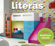 #Ofertas en #literas juveniles e #infantiles http://www.aristamobiliario.es/52-literas-infantiles-y-juveniles