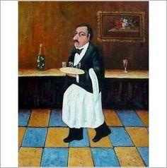 Original Oil on Canvas 'Encore Des Verresa' on eBid United Kingdom Online Marketplace, Oil On Canvas, United Kingdom, Auction, Hand Painted, The Originals, Board, House, Painted Canvas