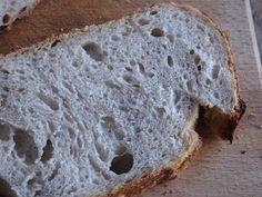 Nem vagyok mesterszakács: Pataki tálban sült félbarna kovászos kenyér - teljes kiőrlésű tönkölyliszttel, természetes kovásszal. Természetesen. Bread, Food, Brot, Essen, Baking, Meals, Breads, Buns, Yemek