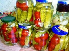 Irishagold diary: LiveInternet - Russian Service O . Tomato Vegetable, Vegetable Drinks, Expired Food, Vegan Cafe, Pickling Cucumbers, Home Canning, Ramadan Recipes, Tasty, Yummy Food