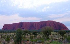 Uluru (Ayer's Rock), Australia.
