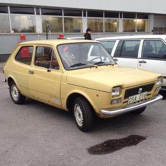 Fiat 127 Combi 1973