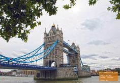 The Iconic Tower Bridge in London England