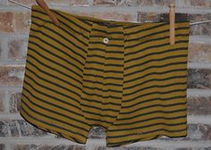 These are hand made Organic Cotton Boxers. They don't waste any energy in machine production and don't pollute with latex. $26.00 http://www.ebay.com/itm/Mens-Organic-Cotton-Boxer-Briefs-Home-Sewn-36-Waist-L-Latex-Free-/350578826090?pt=US_CSA_MC_Underwear=item51a0205b6a