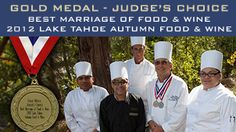 Gold Medal - Autumn Food & Wine
