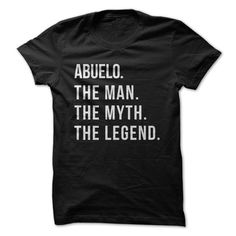 Introducing, none other than the majestic, the magnificent, the mighty... Abuelo! The Man. The Myth. The Legend! Who else could hold such regal prominence? With this design, we tip our hats to all the